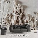 3D 壁紙 1ピース 1㎡ 立体アート 彫刻 ヨーロッパ インテリア 部屋 寝室 リビング 防湿 防音 h03044
