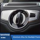 ベンツ カーインテリア 内装 ライトパネル スイッチ カバー コントロール セット Mercedes-Benz h00544