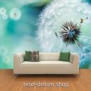 3D 壁紙 1ピース 1㎡ 自然 タンポポの綿毛 写真 インテリア 部屋装飾 耐水 防湿 防音 h02846