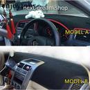 ダッシュボードマット カバー サンシェード VW Volkswagen ワーゲン用 黒 新品送料込 m00300