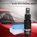 くもりどめスプレー ウィンドウガラスコーティング 30ml 車 窓 フロントガラス 防曇 新品送料込 m00379
