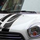 ミニクーパー ステッカー セット サイド レーシングストライプ デカール カントリーマンR60 h00141
