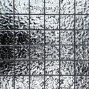 3D壁紙 30×30cm 11枚セット モザイクタイル 銀メッキ ステンレス DIY リフォーム インテリア 部屋/キッチン/トイレにも h04376