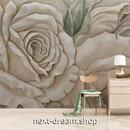 3D 壁紙 1ピース 1㎡ 薔薇の花 彫刻 立体アート DIY リフォーム インテリア 部屋 寝室 防湿 防音 h03110