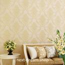 3D 壁紙 53×1000㎝ 花柄 ダマスク DIY 不織布 カビ対策 防湿 防水 吸音 インテリア 寝室 リビング h02054
