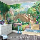 3D 壁紙 1ピース 1㎡ 子供部屋 プリンセス城 ヨーロッパ インテリア 装飾 寝室 リビング 耐水 防湿 h02504