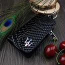 【MASERATI】レザータイプキーケース マセラティ【海外郵便送料無料!】キーケース キーホルダー 高級車
