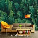 3D 壁紙 1ピース 1㎡ 自然風景 植物 ジャングル 緑 インテリア 装飾 寝室 リビング h02206