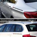 BMW 車 ステッカー スタイリング パフォーマンス リアフェンダー ビニール デカール e46 39 90 f30 34 10 x5 6 e60 f15 e36 e53 e34 h00026