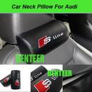 アウディ ネッククッション Sline ネックピロー サポート 枕 S4 A3 A4 A5 A6 A7 A8 S6 Q5 Q7 TT S5 A7 h00297