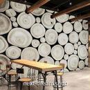 3D 壁紙 1ピース 1㎡ 北欧モダン 木目 カフェ風 DIY リフォーム インテリア 部屋 寝室 防湿 防音 h03200