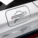 BMW ステッカー タンクキャップ e46 e90 e60 e39 f30 f34 f10 e70 e71 x3 x4 x5 x6 h00042