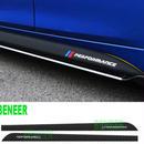 BMW ステッカー サイド 2個入 F30 F10 3 5シリーズ GT 316i 318i 320i 325i 328i 520i 525i 528i 530i 535i サイドボディ h00204