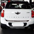 ミニクーパー ステッカー リアバンパー トランク プロテクターガード カントリーマン デカール R60 2010-2016 h00166