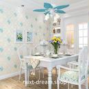 3D 壁紙 53×1000㎝ 花柄 ダマスク DIY 不織布 カビ対策 防湿 防水 吸音 インテリア 寝室 リビング h02007