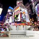 3D 壁紙 1ピース 1㎡ シティ風景 NY 夜景 DIY リフォーム インテリア 部屋 寝室 防湿 防音 h03349