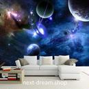 3D 壁紙 1ピース 1㎡ 自然風景 宇宙 銀河 プラネット インテリア 装飾 寝室 リビング h02195