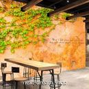 3D 壁紙 1ピース 1㎡ ヨーロッパモダン ツタ 植物 インテリア 部屋装飾 耐水 防湿 防音 h02917