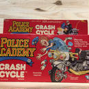 POLICE ACADEMY(CRASH CYCLE)