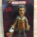 HORROR HEADLINERS(THE TEXAS CHAINSAW MASSACRE)