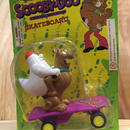 SCOOBY-DOO(SUPER PULL BACK ACTION SKATEBOARD)