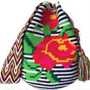 ワユーバッグ WAYUU BAG ROSE  E