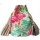 ワユーバッグ  WAYUU BAG FRAMINGO