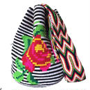ワユーバッグ WAYUU BAG ROSE   D