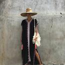 オリエンタルマキシワンピ oriental maxi dress