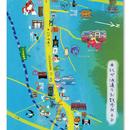 鎌倉お散歩マップ ファブリクパネル《7種》