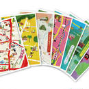 鎌倉お散歩MAPポストカード7種セット