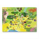 鎌倉お散歩MAPポスター