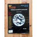 Whole Earth Catalogue(ホール アース カタログ)Special 30th Anniversary Issue