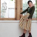 [2016AW]スカート ジオメトリーブック