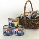 K9ナチュラルプレミアム缶(ラム、ビーフ、チキン)