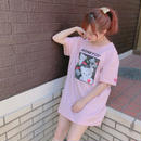 182CS62【unisex】チェリーシナモンTシャツ