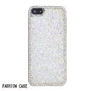 グリッターストーンケース ホワイト(iPhone6s/6)