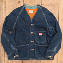 CAL O LINE  FLANNEL LINED ENGINEERS JACKET