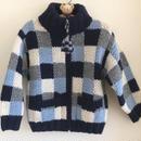 手編みのセーター サイズ100