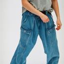 """■お問い合わせ商品■ gourmet  jeans """"type2 BUSH""""(ブルー)"""
