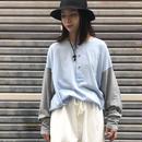 """■お問い合わせ商品■ gourmet  jeans """" henley neck l/s"""""""