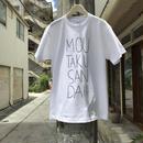 MOUTAKUSANDA!!! Tシャツ(ホワイト)