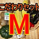 """「旬のこだわり野菜Mセット&こだわり精米5Kg」宅配サービス""""送料無料"""""""
