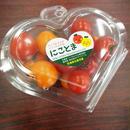 贈答&ギフト用「にこトマト:ミニトマト(赤/黄)150g/パック」MIX/4パック/箱