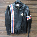 "TOYS McCOY  EASY RIDER SINGLE LEATHER JACKET ""WYATT""  TMJ1616"