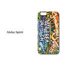 "iPhone 6/6S/7/8 Plus XsMax対応 ハードケースカバー ""Aloha Spirit"""