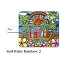 """全スマホ対応 マルチタイプ手帳型カバー """"Surf Rider Rainbow 2"""""""