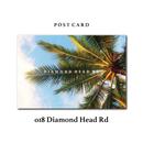 オリジナル  Photograph ポストカード  5枚セット  Waikiki
