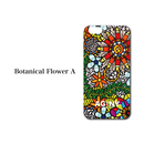"iPhone 6/6S/7/8 Plus XsMax 対応   ハードケースカバー ""Botanical Flower A"""