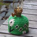 野の花 ガス缶(OD缶)カバー
